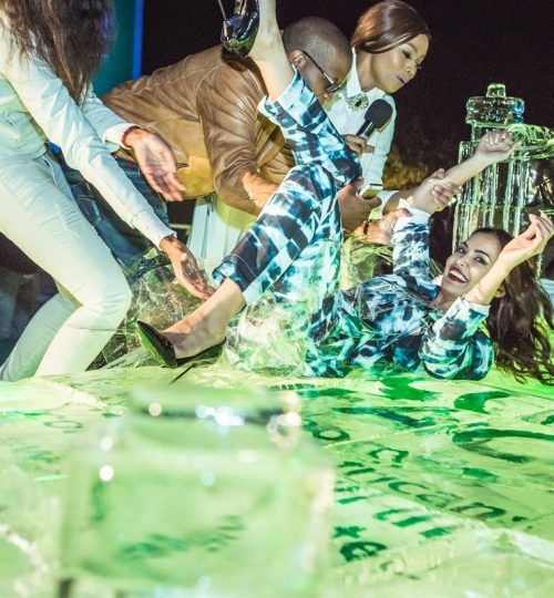 Production Management: Nedbank Icebed CSI project commissioned by OnPoint PR