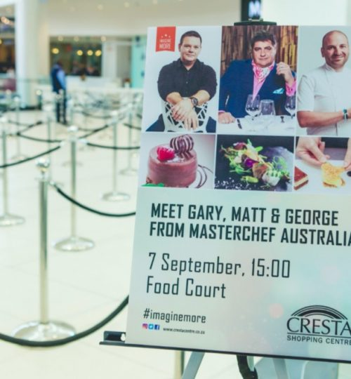 Meet the Masterchef Australia judges activation, Client: OnPoint PR